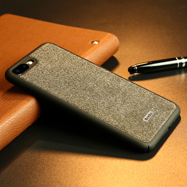 Benks чехол для iPhone 7 Plus | 8 Plus - черный Brownie, фото №3