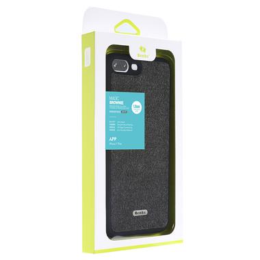 Benks чехол для iPhone 7 Plus | 8 Plus - черный Brownie, фото №2