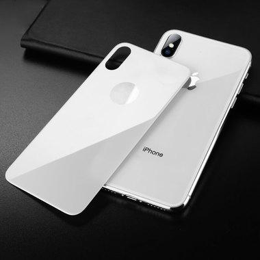Benks Защитная пленка на заднюю панель iPhone X/XS - Silver, фото №2