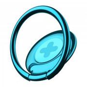 Baseus Symbol Ring Bracket - синий держатель на палец - фото 1