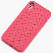 Benks чехол для iPhone XR серия Weaveit - розово-красный