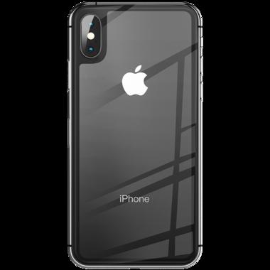Benks Защитное стекло на заднюю панель iPhone XS Max - Gray, фото №6