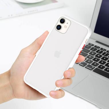 Benks чехол для iPhone 11 полупрозрачный M. Smooth, фото №6