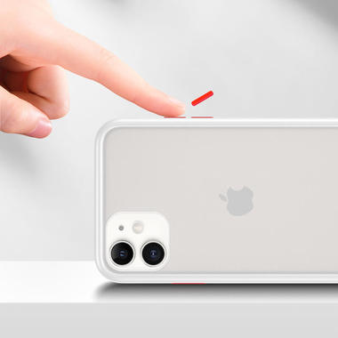 Benks чехол для iPhone 11 полупрозрачный M. Smooth, фото №4