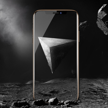 Benks King Kong 3D Защитное стекло на iPhone X/Xs/11 Pro (New), фото №6