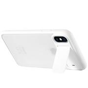 Benks чехол для iPhone X - белый с подставкой Mochi