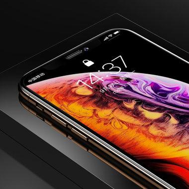 Benks King Kong 3D Защитное стекло на iPhone X/Xs/11 Pro (New), фото №5