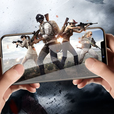 Benks King Kong 3D Защитное стекло на iPhone X/Xs/11 Pro (New), фото №4
