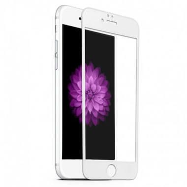 Benks Защитное стекло для iPhone 7Plus - белое 3D XPRO 0,23мм, фото №1