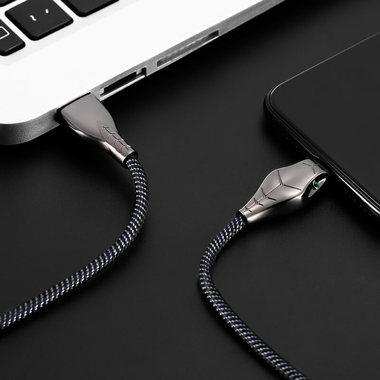 Lightning USB - Black Mamba - 1.2 м, фото №2