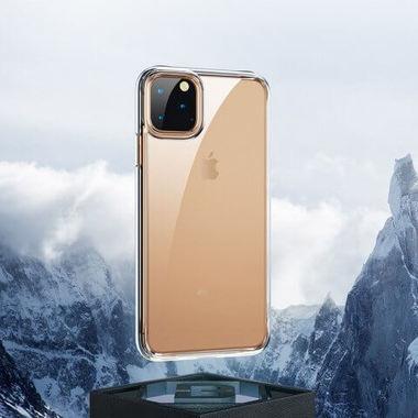 Benks чехол для iPhone 11 Pro Max прозрачный Crystal Clear, фото №3