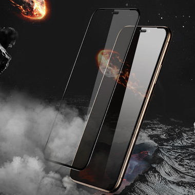 Benks King Kong 3D Защитное стекло на iPhone X/Xs/11 Pro (New), фото №3