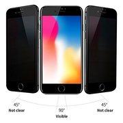 Benks Приватное затемняющее стекло для iPhone 7/8 Черное 3D KR+Pro - фото 1