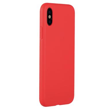 Benks Чехол для iPhone X Красный Pudding, фото №1