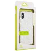 Benks чехол для iPhone X белый Starry