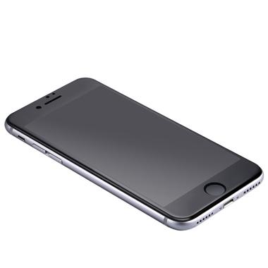 Benks 3D защитное стекло на iPhone 7 Plus - черное XPro, фото №3