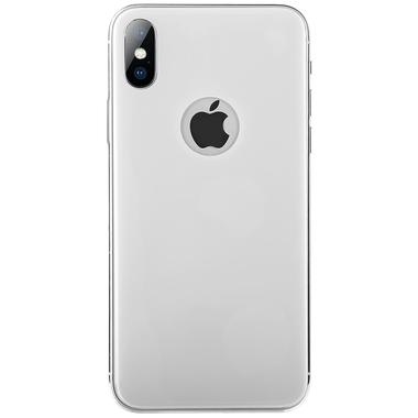 Benks Защитное стекло на заднюю панель iPhone X - Silver, фото №3