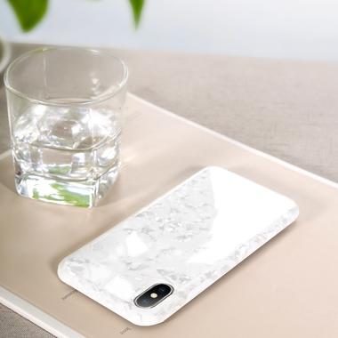 Benks чехол для iPhone X белый Starry, фото №3