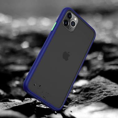 Benks чехол для iPhone 11 Pro Max синий M. Smooth, фото №2