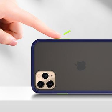 Benks чехол для iPhone 11 Pro Max синий M. Smooth, фото №3