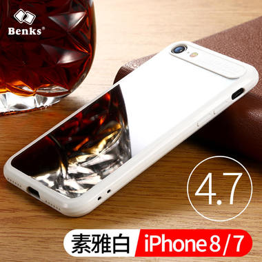 Чехол для iPhone 7/8 - белый Mochi, фото №1