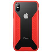 Benks Чехол для iPhone X - красный Future