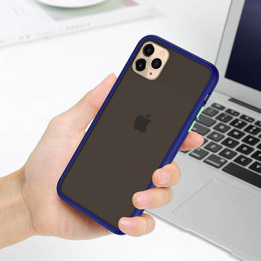 Benks чехол для iPhone 11 Pro Max синий M. Smooth, фото №1