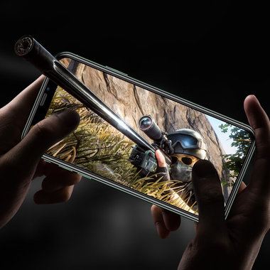 Benks защитное стекло для iPhone 11/Xr - CKR Corning, фото №1