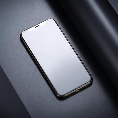 Benks VPro черное матовое защитное стекло на iPhone Xr/11 - 6.1, фото №5