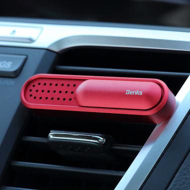 Benks освежитель воздуха в машину - красный, фото №3