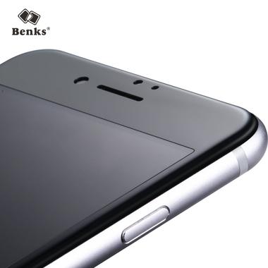 Benks Защитное стекло на iPhone SE 2020/7/8 Черное 3D KR+Pro, фото №10