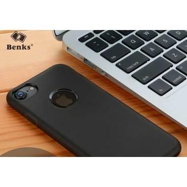 Benks чехол для iPhone 7/8 Skin Черный, фото №1
