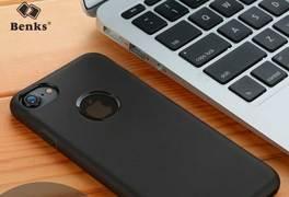 Benks чехол для iPhone 7/8 Skin Черный