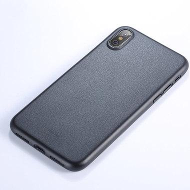 Benks Чехол для iPhone XR 6,1 LolliPop черный непрозрачный, фото №1