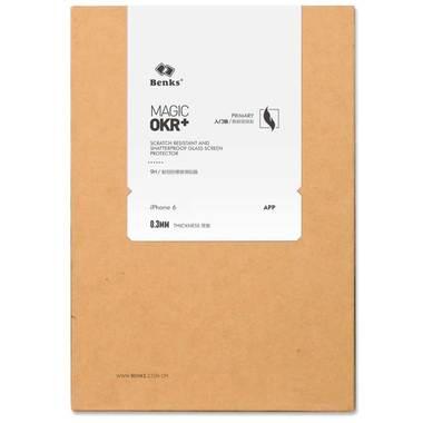 Benks защитное стекло для iPhone 6 | 6S OKR+ 0.3 мм, фото №1