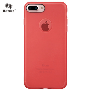 Чехол для iPhone 7 Plus Skin - Красный, фото №1