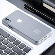 Benks Чехол для iPhone X/XS 5.8 - LolliPop белый прозрачный - фото 1