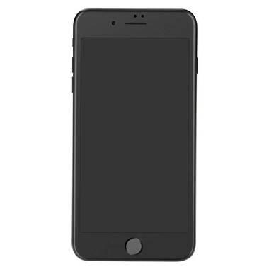 Benks матовое защитное стекло для iPhone 7/8 - черное, фото №5