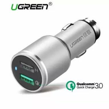 Зарядка от прикуривателя для смартфона QC3.0 - CD130, фото №1