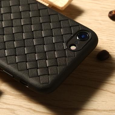 Benks чехол для iPhone 7/8 серия Weaveit - черный, фото №3