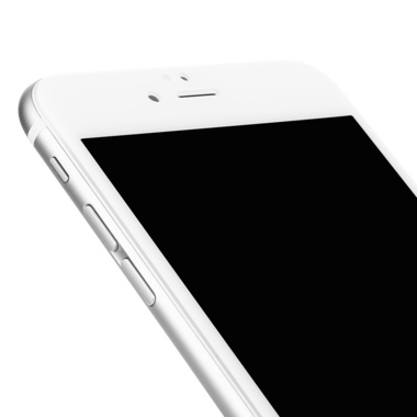 Benks Защитное стекло на iPhone 6 6S 3D King Kong Белое, фото №1