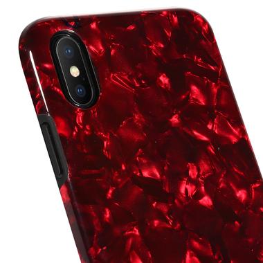 Benks чехол для iPhone X красный Starry, фото №2