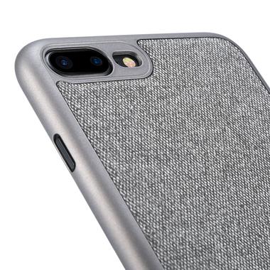 Benks чехол для iPhone 7 Plus | 8 Plus - серебряный Brownie, фото №3