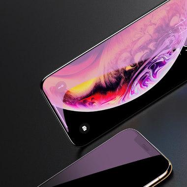 Benks VPro защитное стекло на iPhone XS/X/11 Pro ABlue New, фото №5