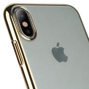 Benks чехол для iPhone X - золотой цвет рамки Pure - фото 1