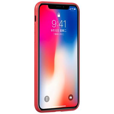 Benks чехол для iPhone X серия Weaveit - красный, фото №3