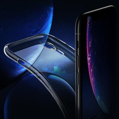 Чехол для iPhone XR Crystal Clear - Прозрачный, фото №2