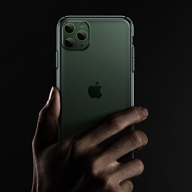 Benks чехол для iPhone 11 Pro прозрачный Magic Crystal, фото №4