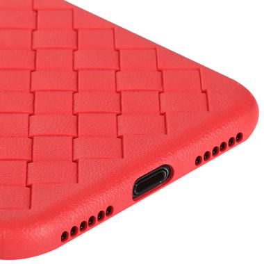 Benks чехол для iPhone X серия Weaveit - красный, фото №4