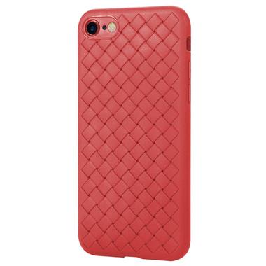 Benks чехол для iPhone 7/8 серия Weaveit - красный, фото №2